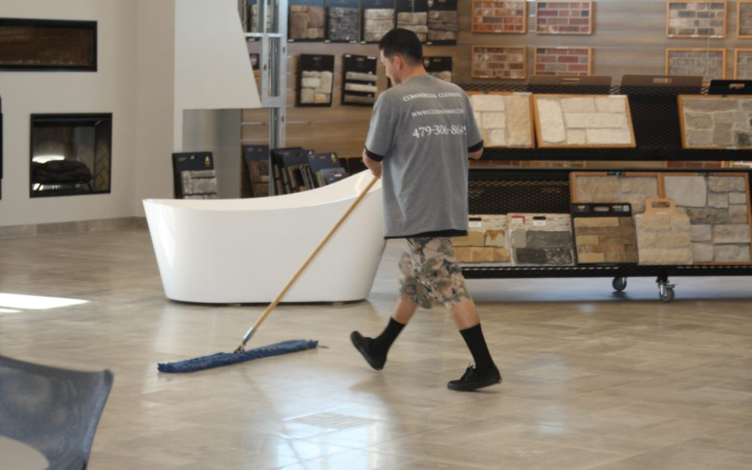 Top 5 Benefits of Hiring a Professional Cleaning Service for Your Business