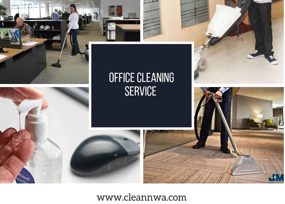 A Brief About Office Cleaning Services